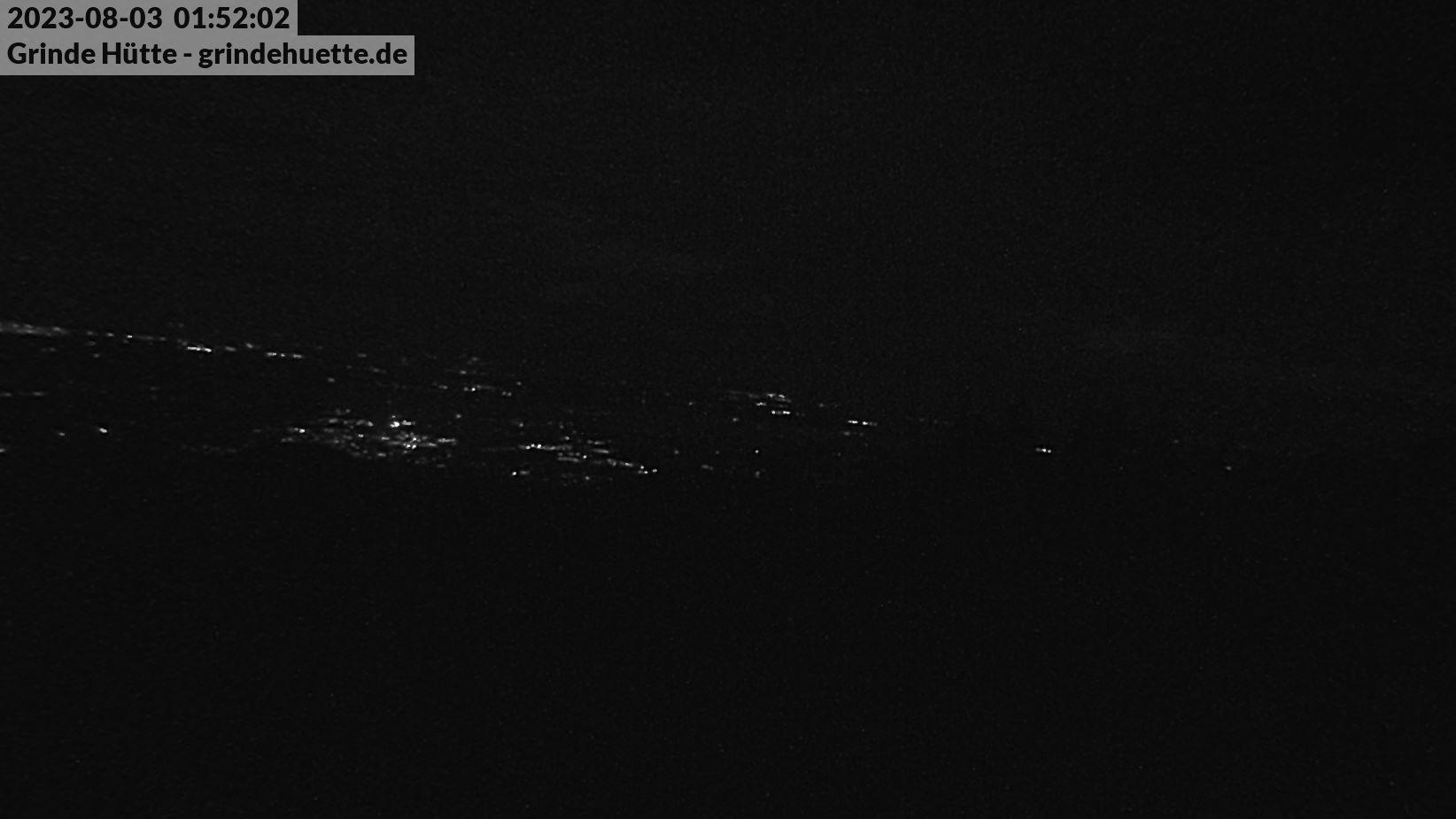 Webcam auf der Hornisgrinde