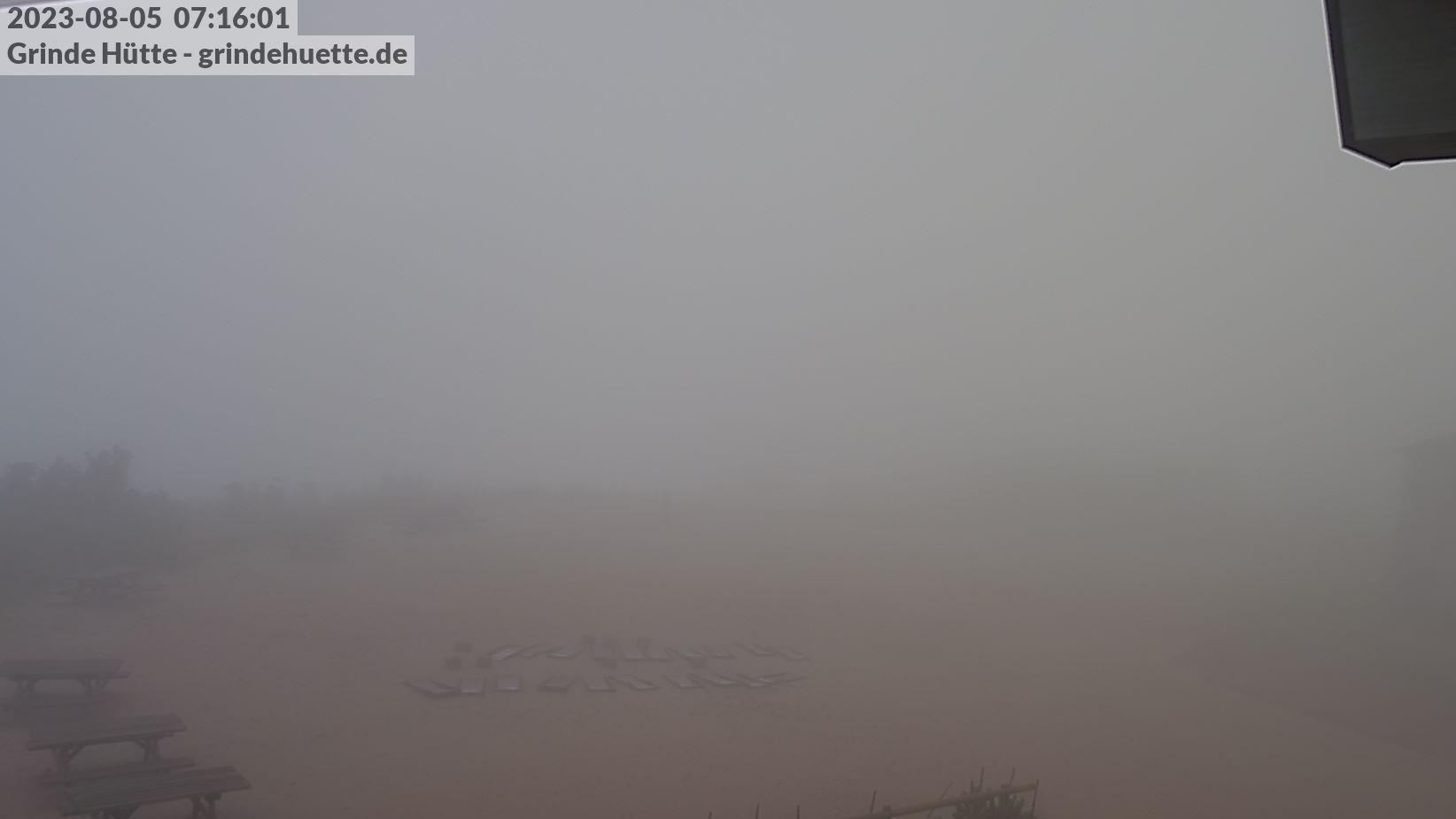 Grindehütte Webcam Rheinebene