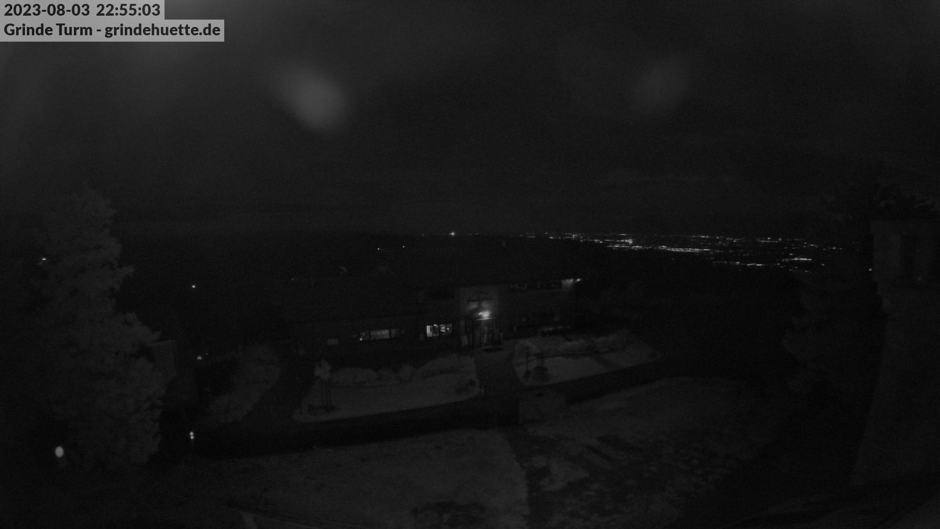 Grindehütte Webcam Grindeturm